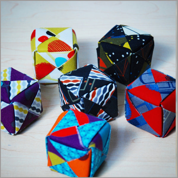 Menko-Cube in the box (Assorted)