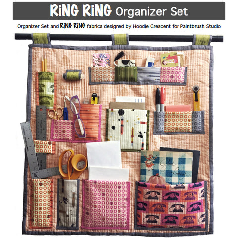 DIY - Organizer + Notebook Cover/ PDF Sewing Pattern