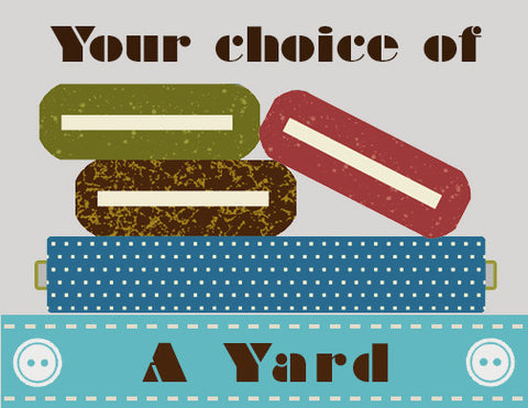 Your Choice of A Yard