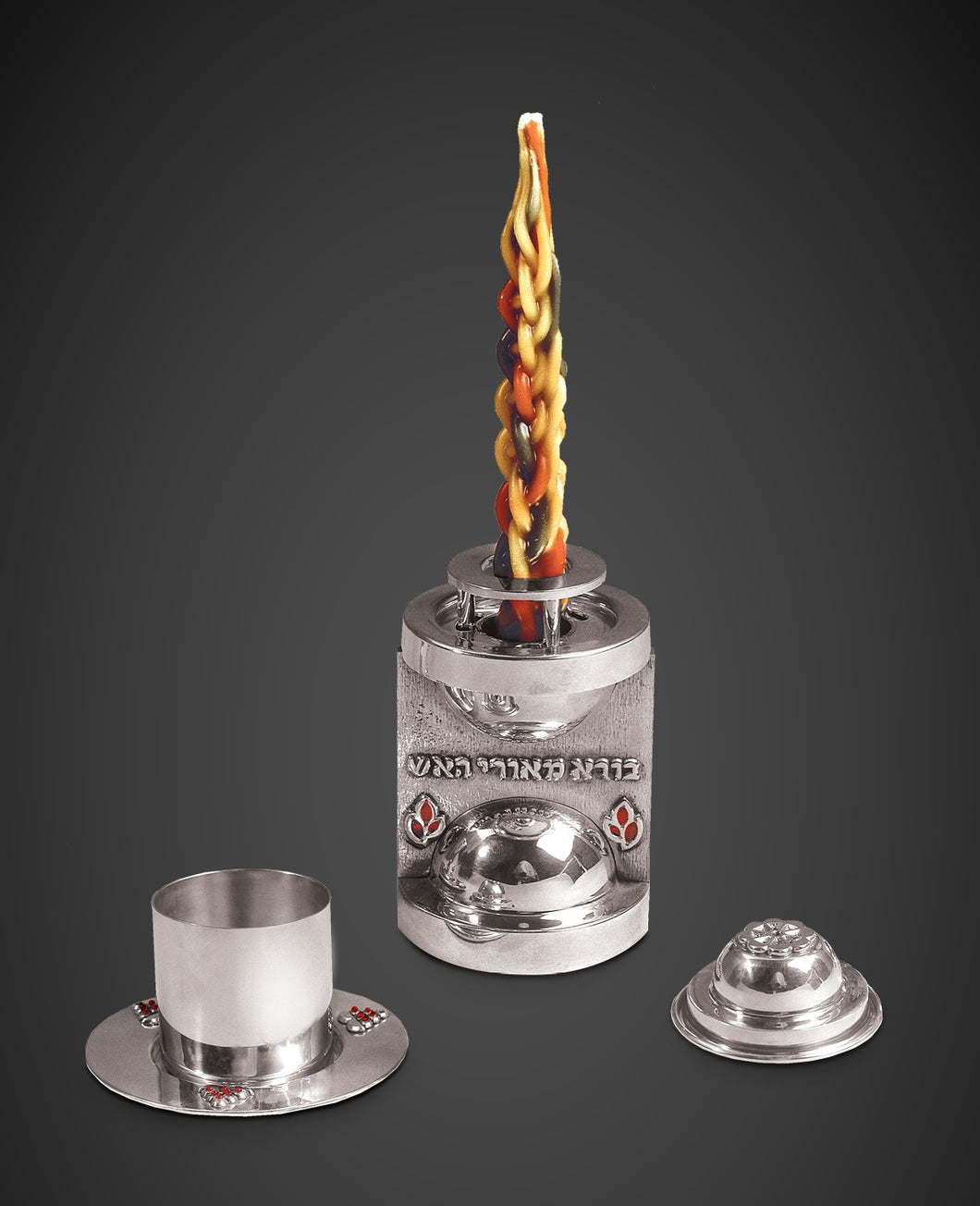 The Rubies Havdalah Set