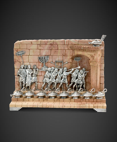 The Redemption Menorah