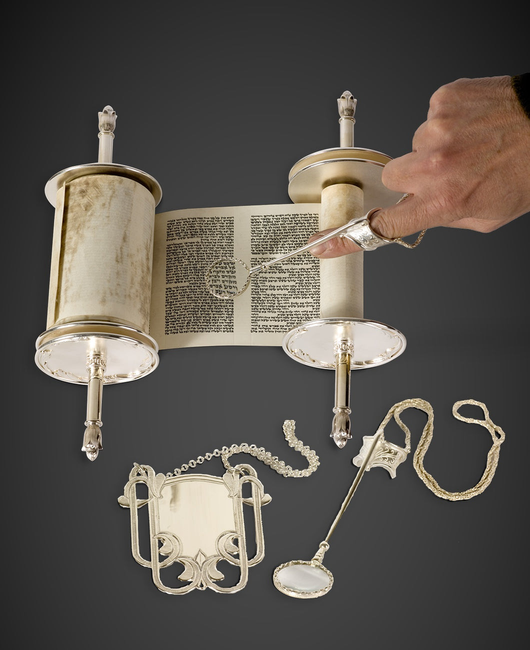 The Mini Torah Set