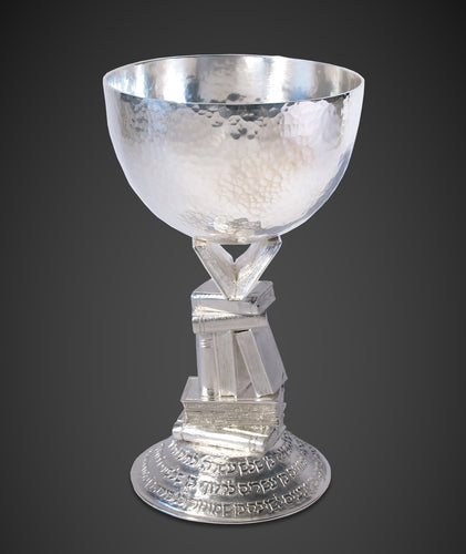 The celebration Kiddush Cup