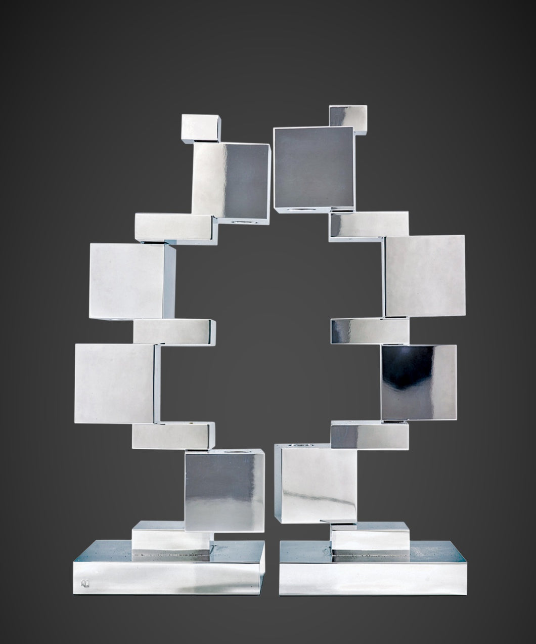 The Cube Candlesticks