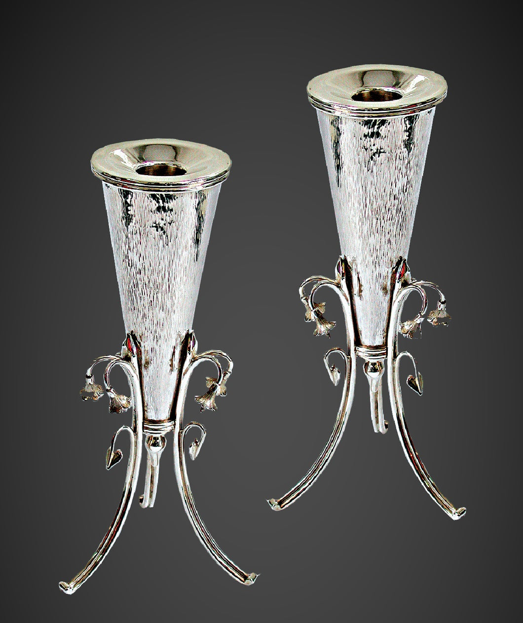 The Sheva Berachot Candlesticks/Cups