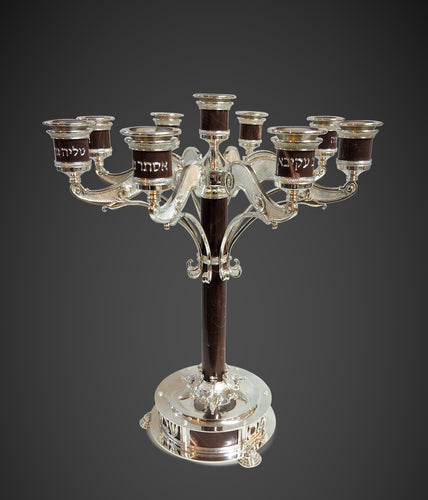 The Stone Family Candelabra-Hexagon