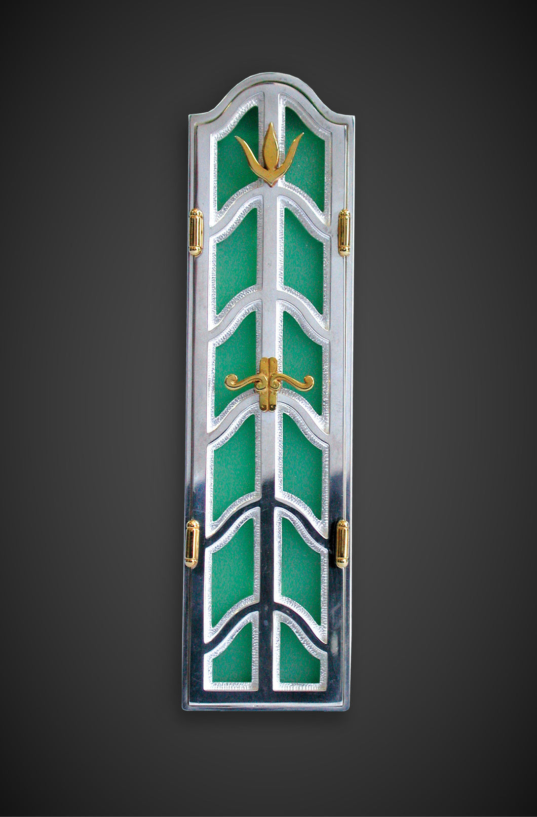 The French Door Mezuzah