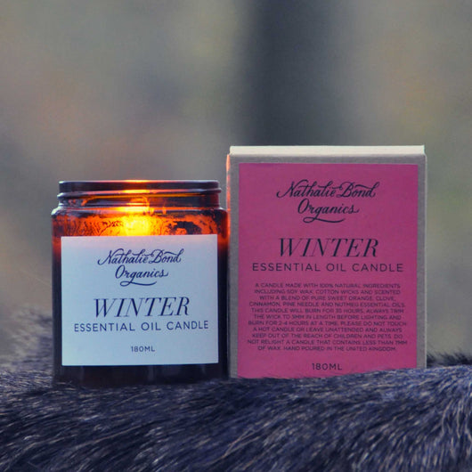 Nathalie Bond Organics Winter Candle (Large)