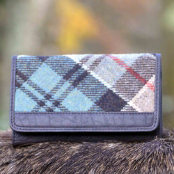 Colquhoun Weathered Tartan Purse