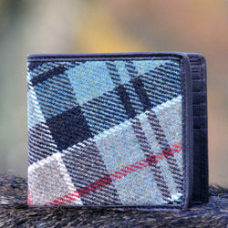 Colquhoun Weathered Tartan Wallet