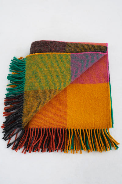 Crathes Wool Blanket