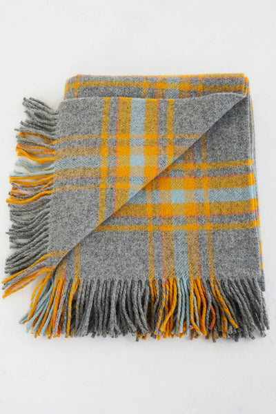 Tantallon Wool Blanket
