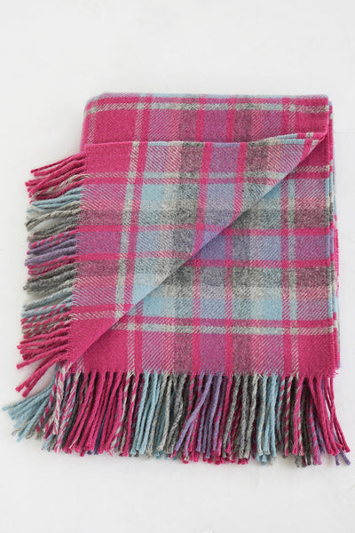 Threave Wool Blanket