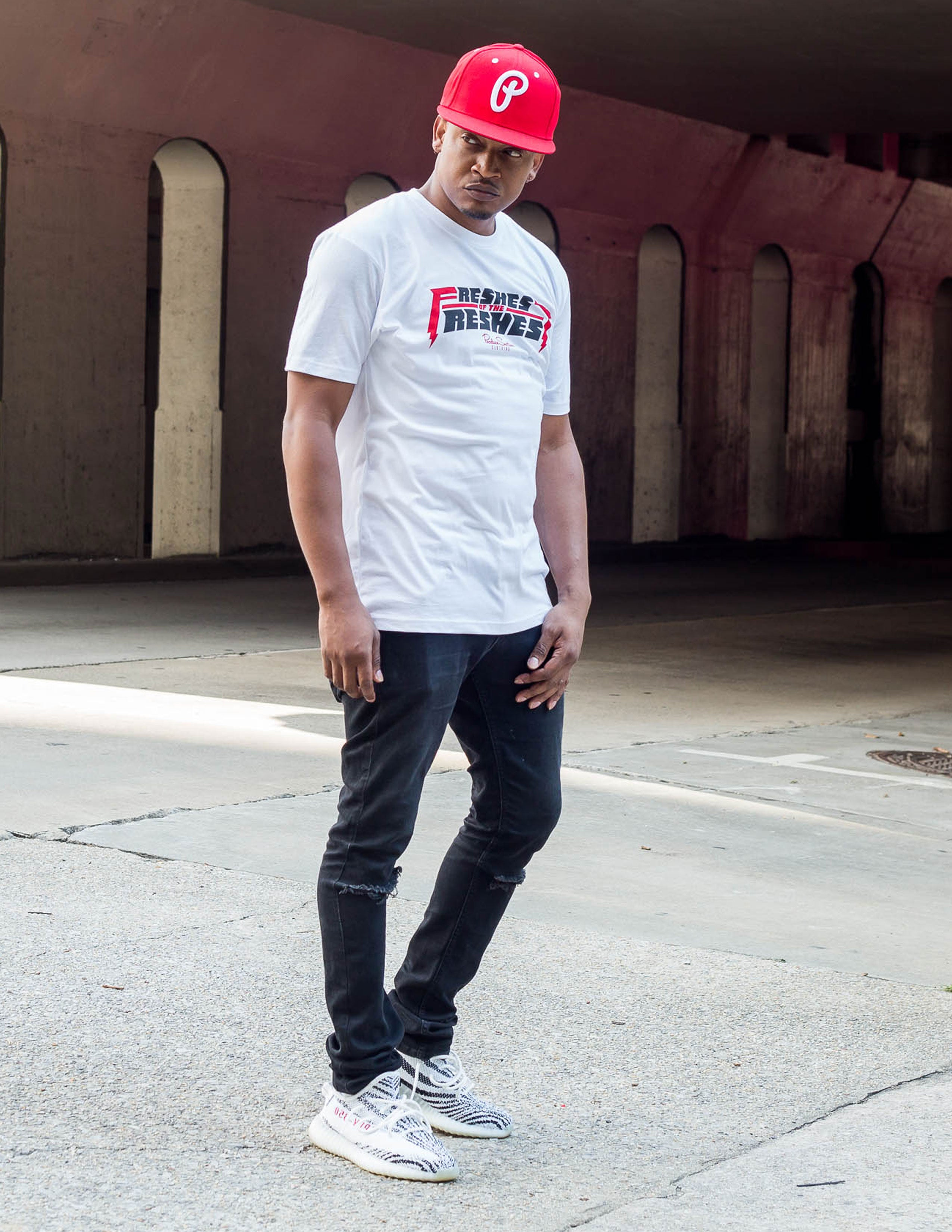 "Men's ""Freshest of the Freshest"" Tee"