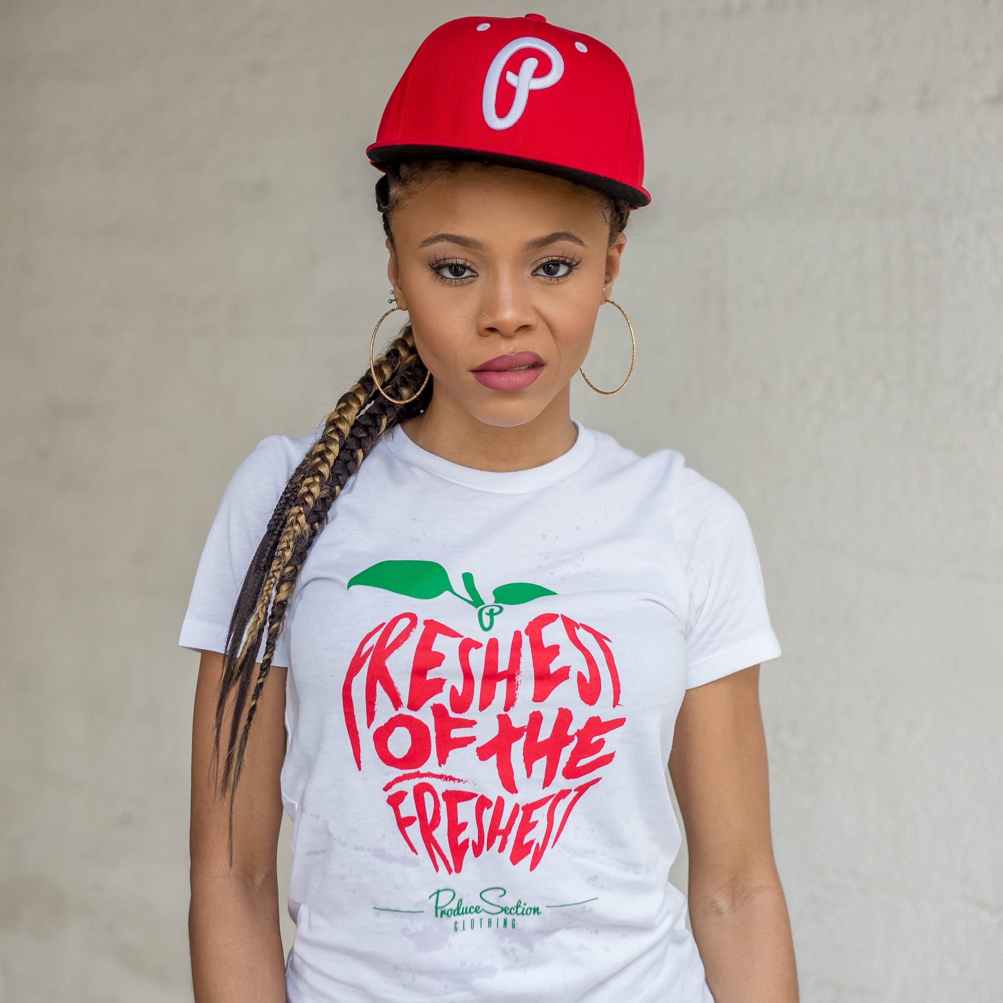 "Women's ""Freshest of the Freshest"" Tee"