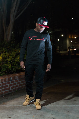 "Men's The ""Fresh"" Crew - Black"