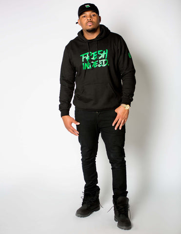 "Men's ""Fresh Indeed"" Hoodie"