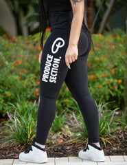 Women's Bold Produce Section Leggings (PRE-ORDER)