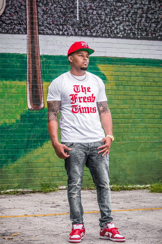 "Men's ""The Fresh Times"" Tee"