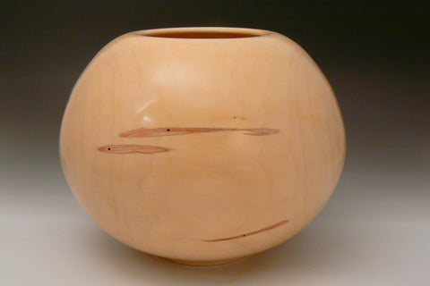 Box Elder Ovoid Hollowform