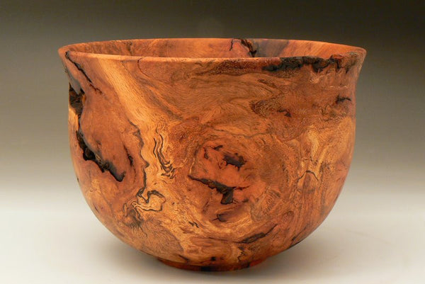 Oak Burl Bowl (Sold)
