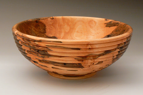 Ambrosia Maple Beaded Bowl (Sold)
