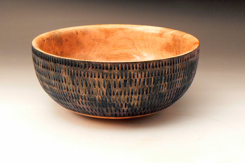 Maple Textured Bowl