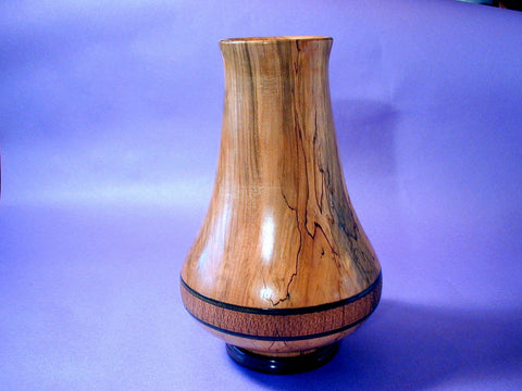 "Maple ""Genie Bottle"" Vase"