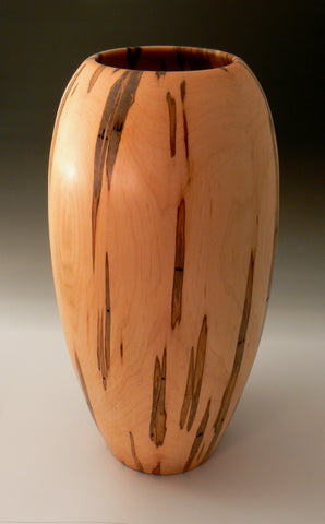 Tall Ambrosia Maple Vase