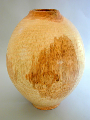 White Oak Vase (Sold)