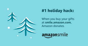 How you can give effortlessly with AmazonSmile
