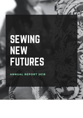 cover 2018 Sewing new Futures Annual report document