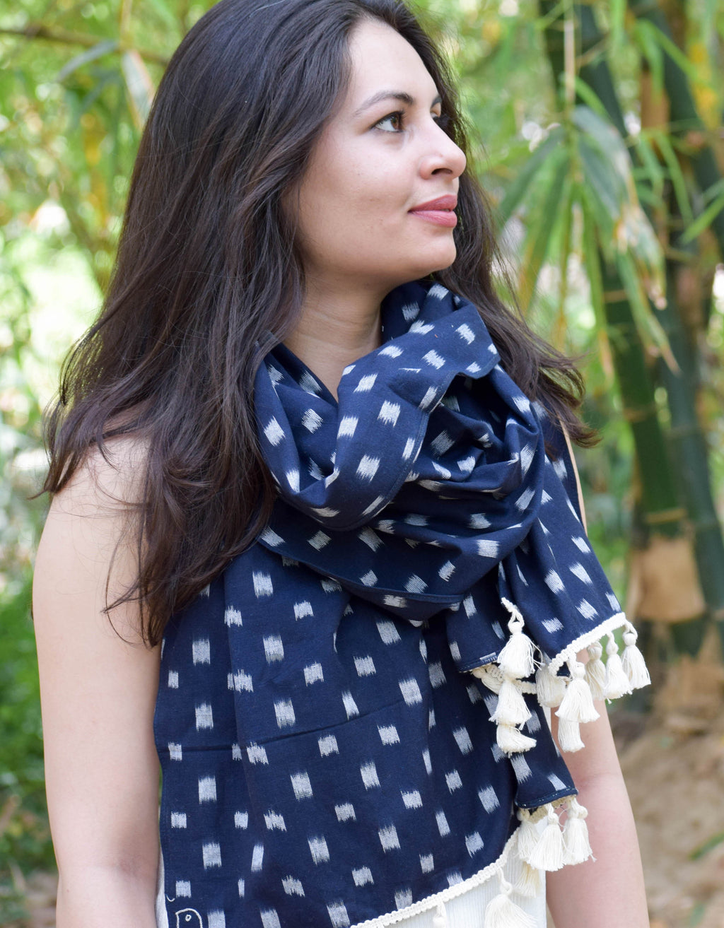 August Long Scarf