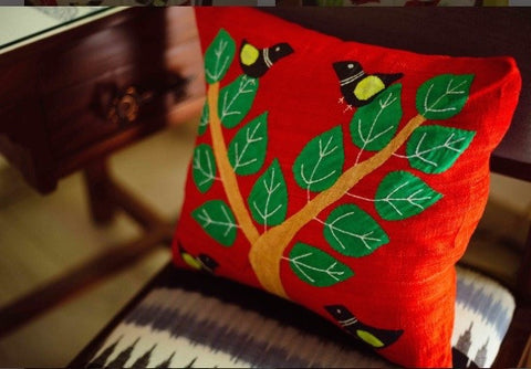 Blackbird Pillow Case