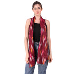 Summertime Long Ikat Scarf