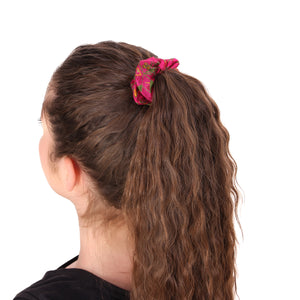 Scrunchie Set- Pink Combo