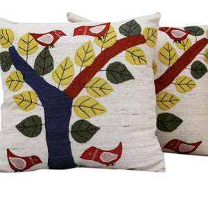 Tailorbird Pillow Case