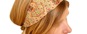 Simple Headband with elastic closure