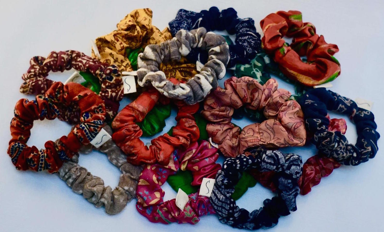 Scrunchie Set- Earthtones