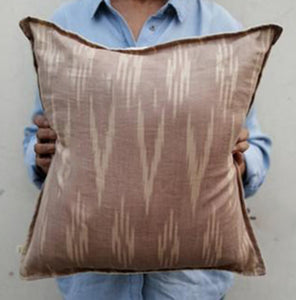 Shaanti Ikat Cushion