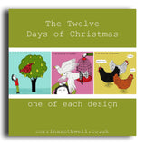 The Twelve Days of Christmas pack