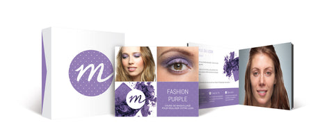 Mini-box Fashion Purple