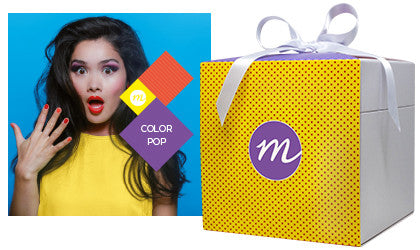 Coffret Collection Color Pop