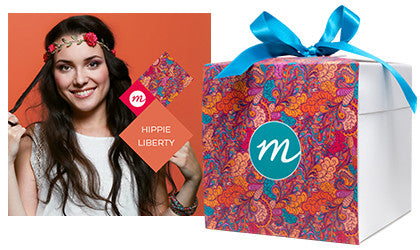Coffret Collection Hippie Liberty