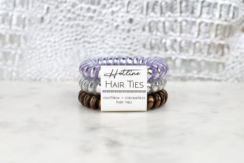 Hotline Hair Ties - Lavender Crush - Oh, Darlin'
