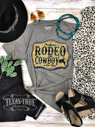 Rodeo Legacy Lane Tribute Tee - Oh, Darlin'