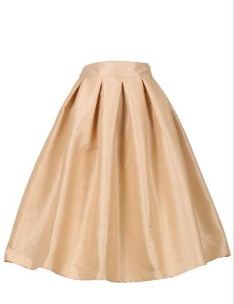 Nova Pleated Midi Skirt - Oh, Darlin'