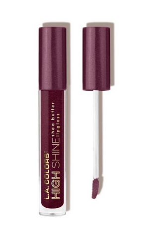 Highshine Shea Butter Lip Gloss Lavish - Oh, Darlin'