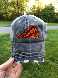 Virginia Trucker Style Hat - Oh, Darlin'