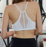 Tessa Seemless Racer Back Bralette - Oh, Darlin'